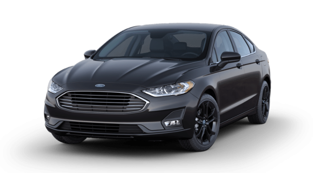 2020 Ford Fusion SE Sedan